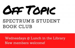 Off Topic Book Club